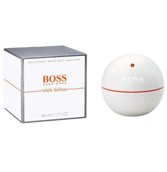 Hugo Boss White Edition