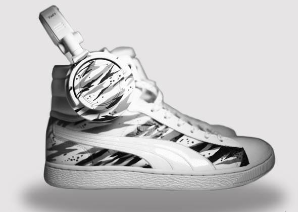 Puma Sneakers Boite de Jour