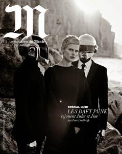 Daft Punk - Peter Lindbergh