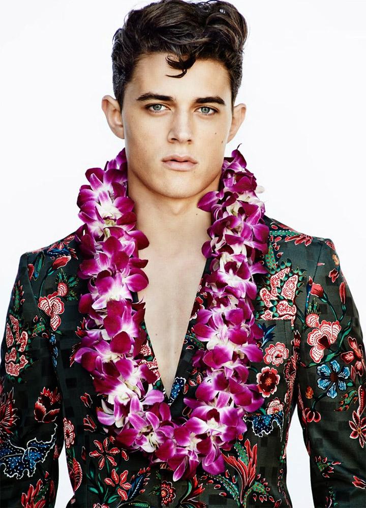 Blue Hawaii George Elliott