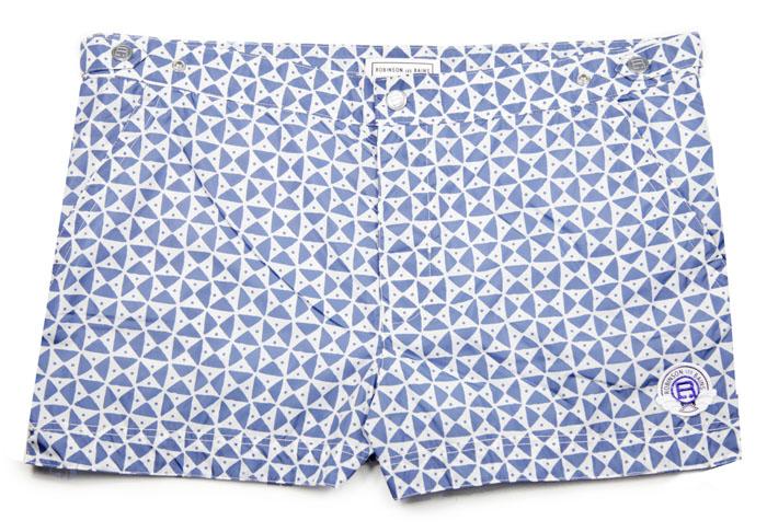 Robinson Les Bain Oxford Court - Africantiles Blue