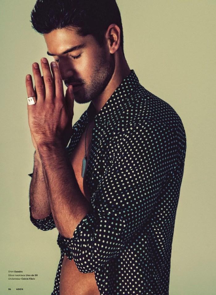 Miguel Iglesias - Adon Magazine