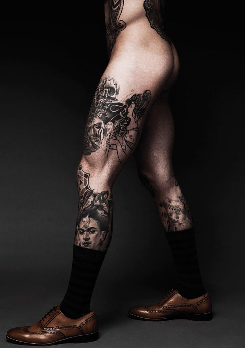 Stephen James - Darren Black