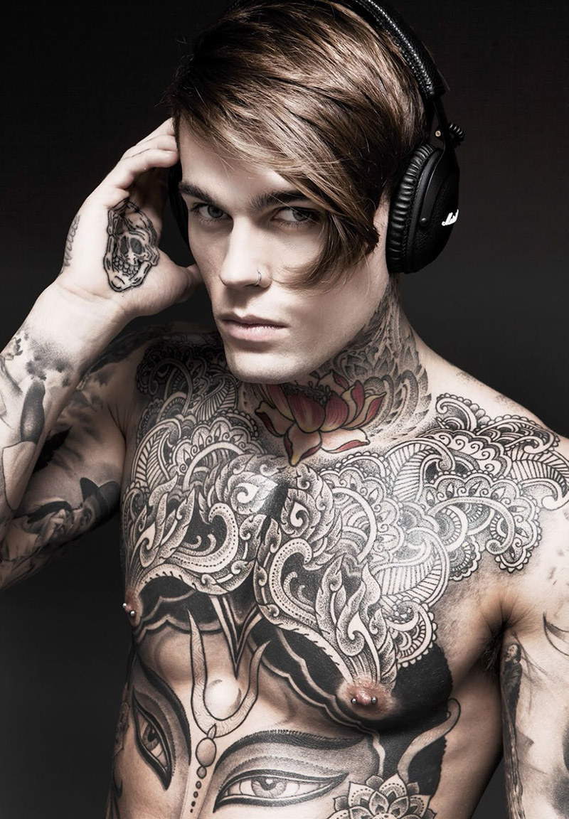 Stephen James - Darren Black