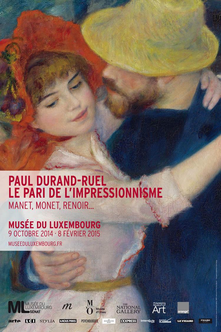Paul Durand-Ruel Exposition