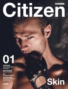 Dan Murphy - Citizen Magazine N°1