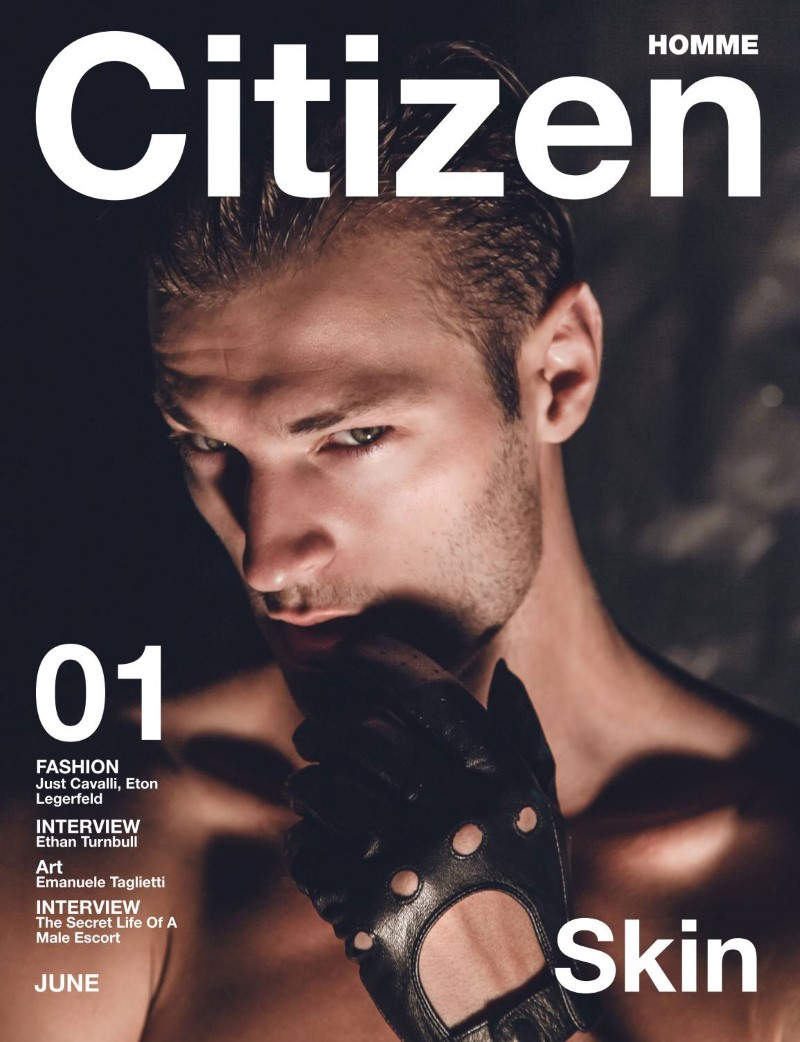 Dan Murphy - Citizen Magazine N°1