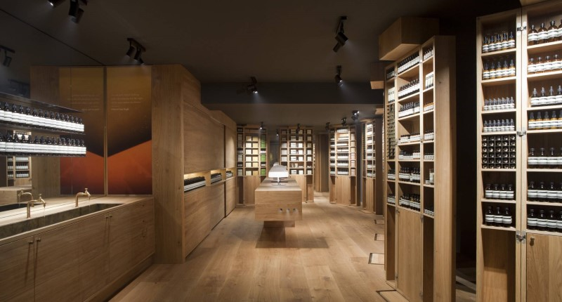 Aesop Opens Second Berlin Store