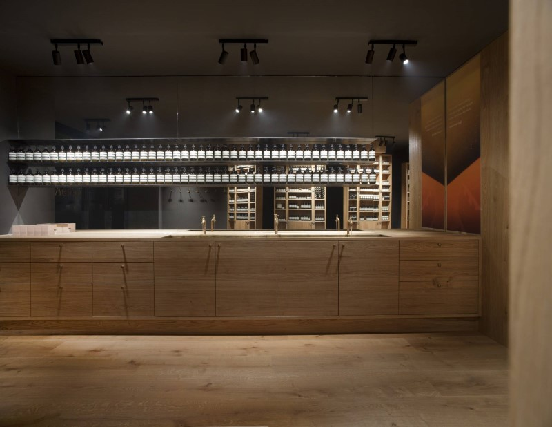 Aesop Opens Second Berlin Store