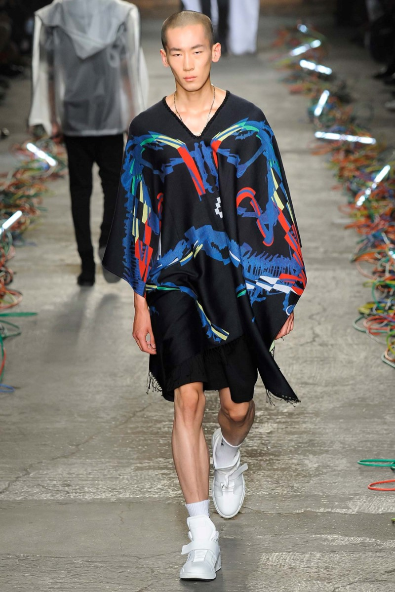Marcelo Burlon County of Milan Spring/Summer 2016