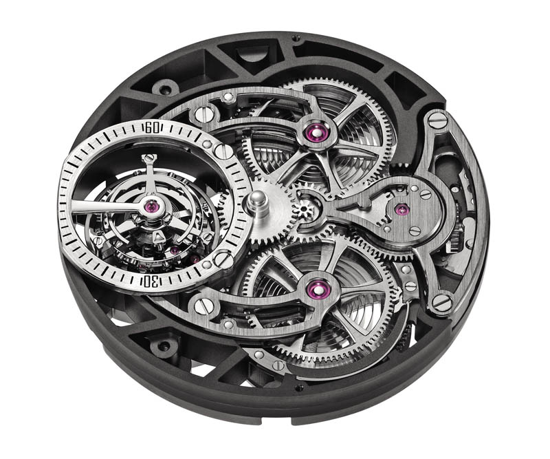 Baselworld 2016 - Armin Strom Tourbillon Skeleton Earth