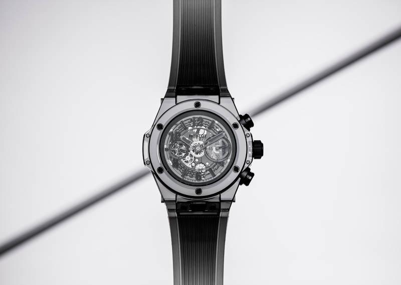 Baselworld 2016 - Big Bang Unico Sapphire All Black