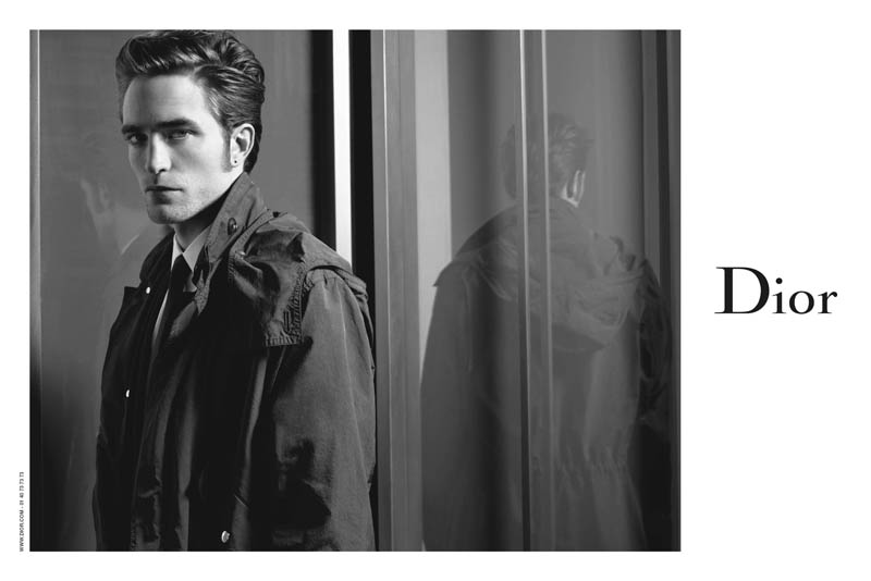Dior Homme Pre-Fall 2016 Collection - Robert Pattinson