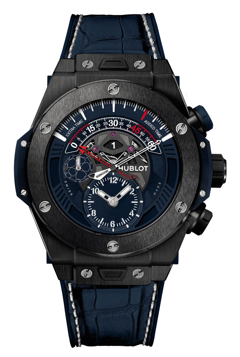 Hublot Big Bang Unico Retrograde Chronograph Champion