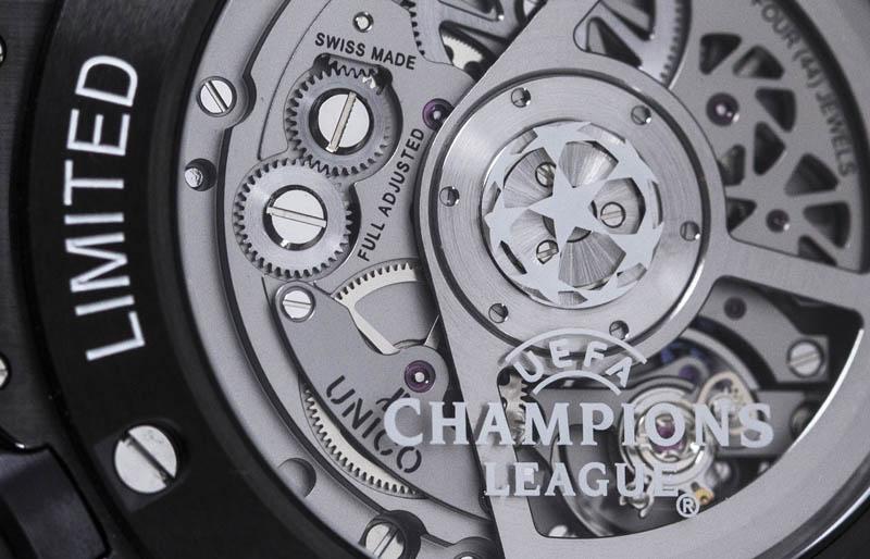 Hublot Big Bang Unico Retrograde Chronograph Champion