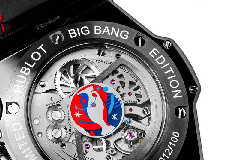 Hublot Big Bang Unico Retrograde Chronograph Euro 2016
