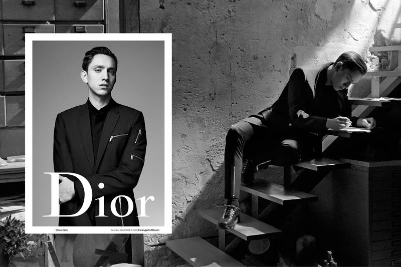 Kris Van Assche x Willy Vanderperre - Dior Homme SS16 - Oliver Sim