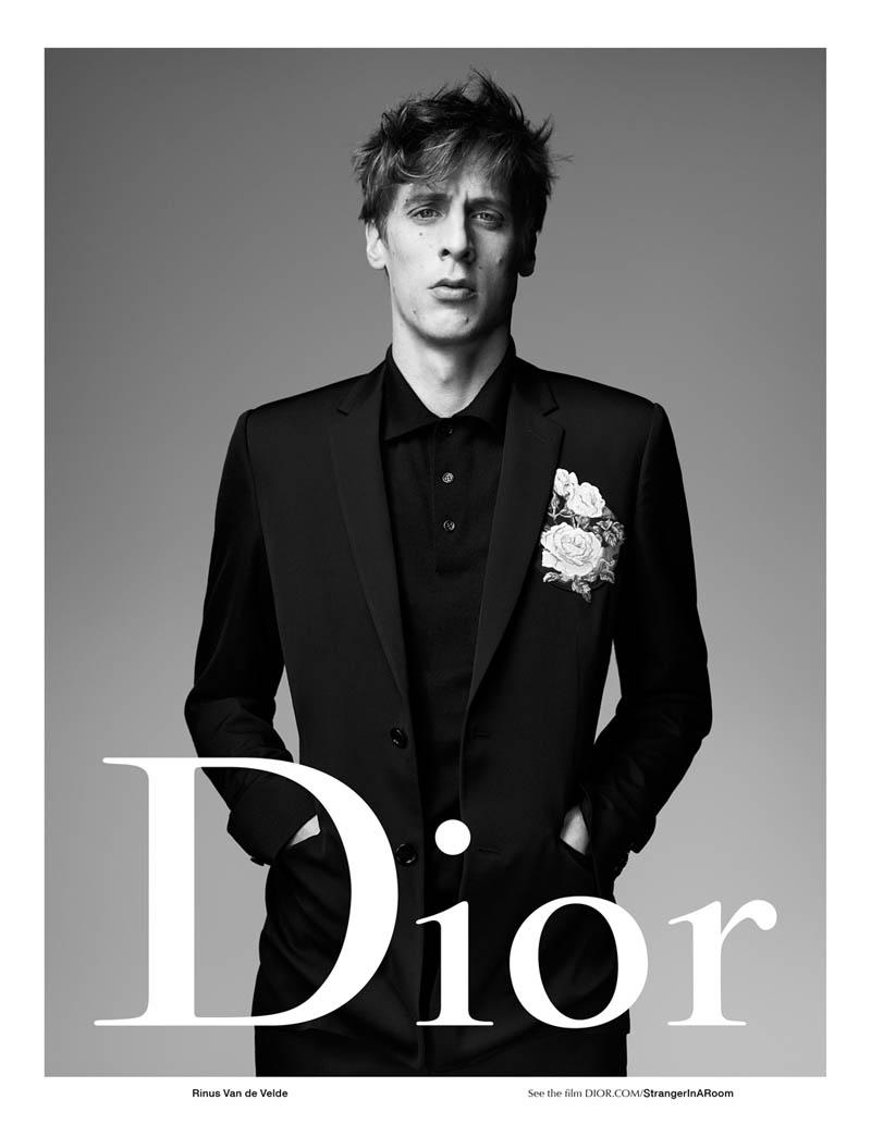 Kris Van Assche x Willy Vanderperre - Dior Homme SS16 - Rinus Van de Velde