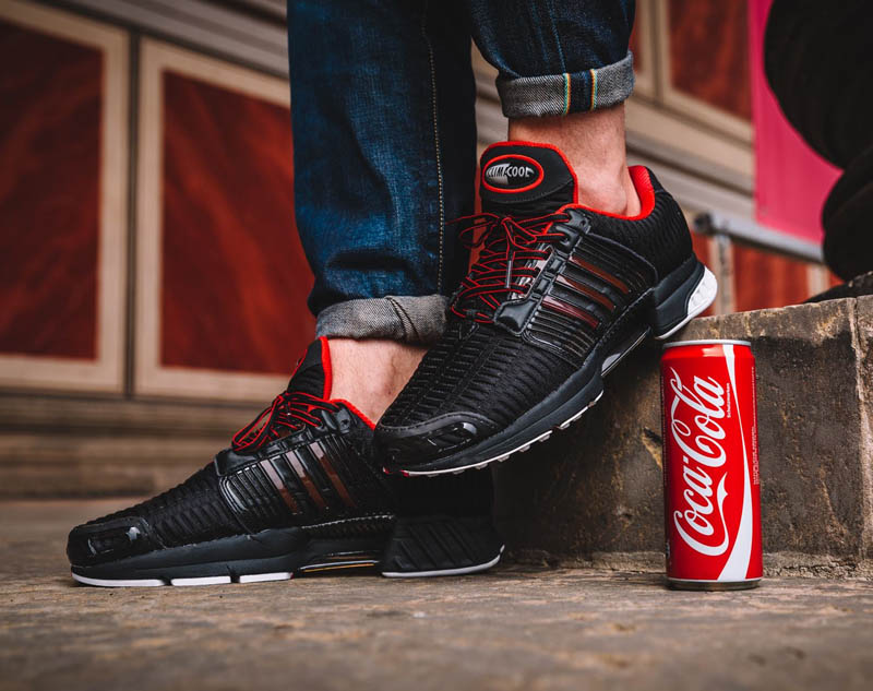 reputable site 3a886 82655 Coca-Cola et adidas Originals revisitent la ClimaCool 1 pour