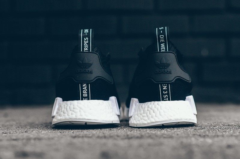 adidas Originals NMD_R1 B&W