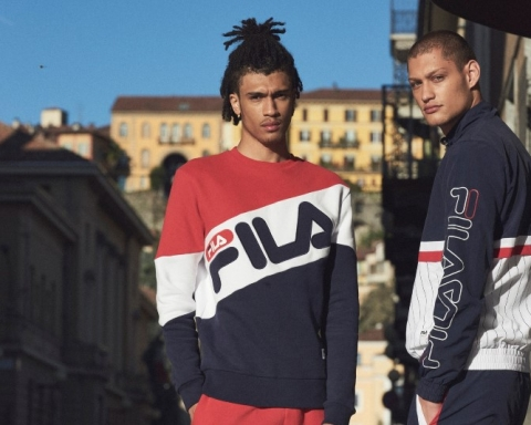 FILA Heritage Collection SS 2017