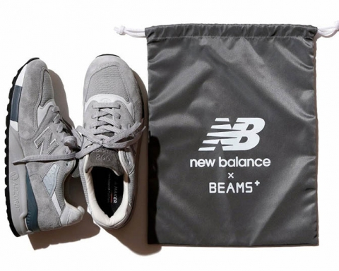 BEAMS x New Balance 998