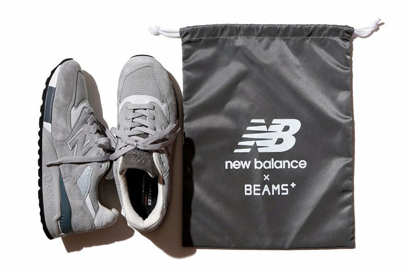 BEAMS x New Balance 998