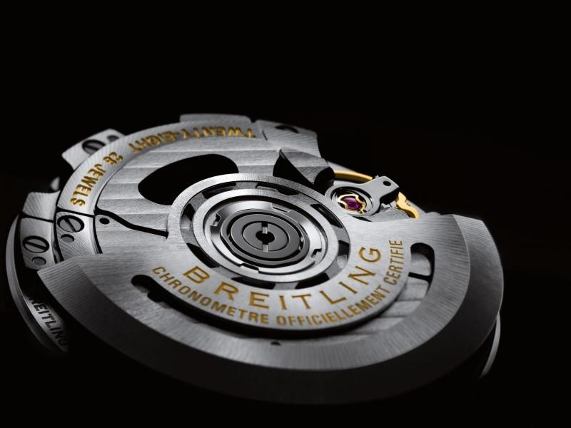 Breitling Manufacture Caliber B20