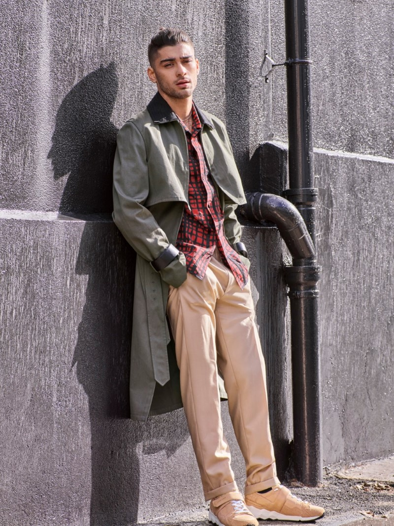 Zayn Malik x Mariano Vivanco x Sunday Times Style