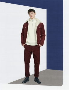 Maison Kitsuné - Collection Formidable Courage Automne/Hiver 2017