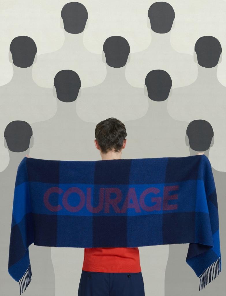 Maison Kitsuné - Collection Formidable Courage AH17