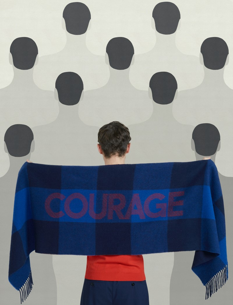 Maison Kitsuné - Collection Formidable Courage Automne/Hiver 2017