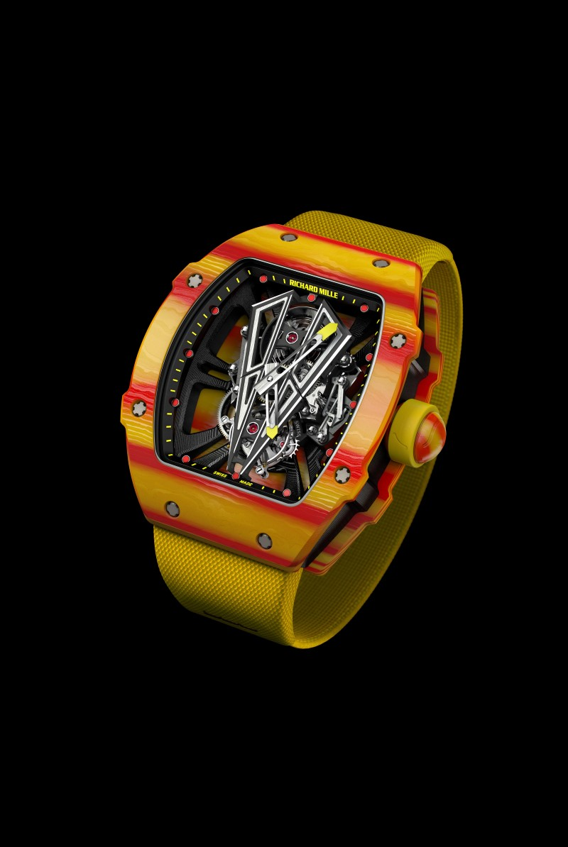 Richard Mille Tourbillon RM 27-03 Rafael Nadal