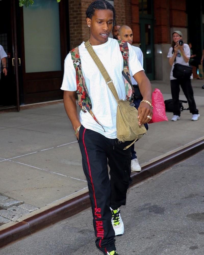 ASAP Rocky - S.P. Badu - Dior Homme