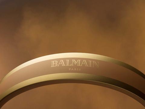 Nouvelle collaboration Beats by Dr. Dre x Balmain