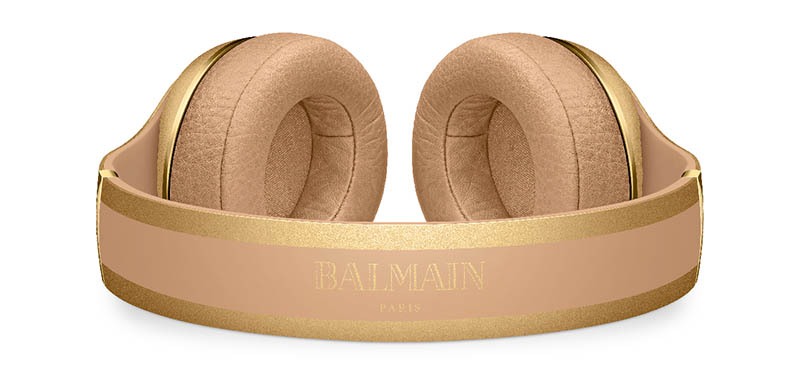 Beats by Dr Dre x Balmain