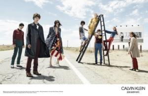 Calvin Klein 205W39NYC - Automne 2017
