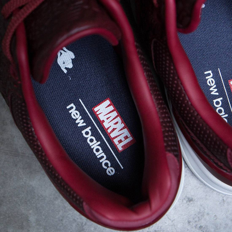 New Balance 530 x Marvel Spider Man