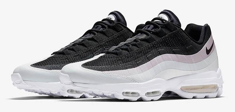 Nike Air Max 95 Ultra Black Pink White Disponible Cet été