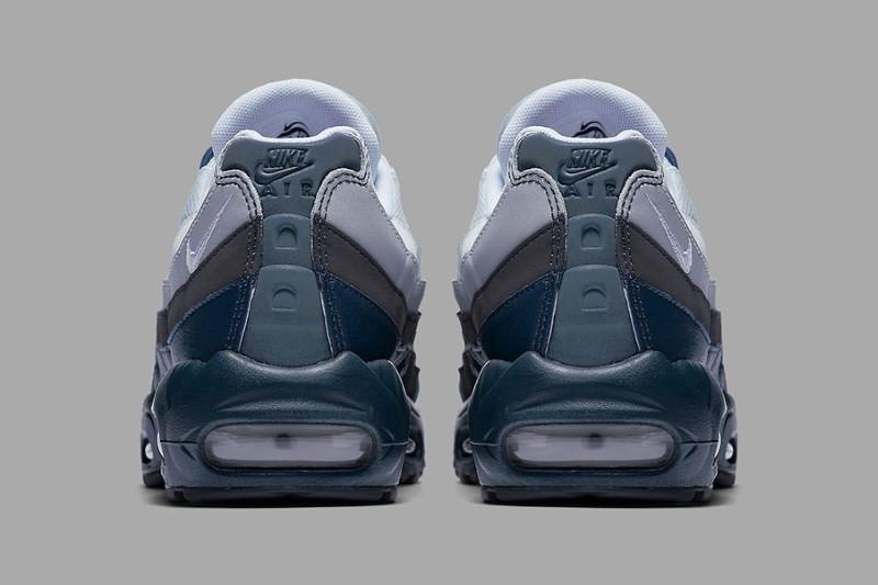 La Nike Air Max 95 Aux Couleurs Des Yankees