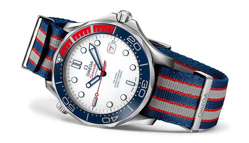 OMEGA Commander's watch 007