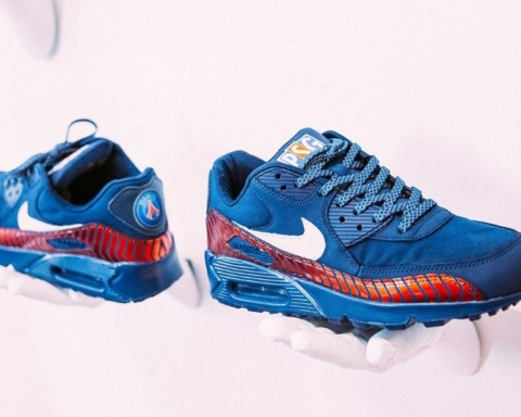 PSG x Nike Air Max 90 Miami