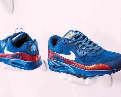 PSG x Nike Air Max 90 Miami
