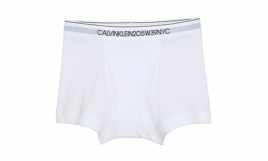 Calvin Klein 205W39NYC Underwear Collection