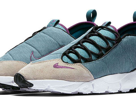 Nike Air Footscape NM Iced Jade