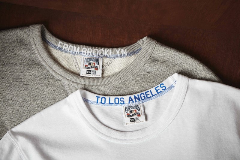 New Era The Brooklyn to L.A Collection