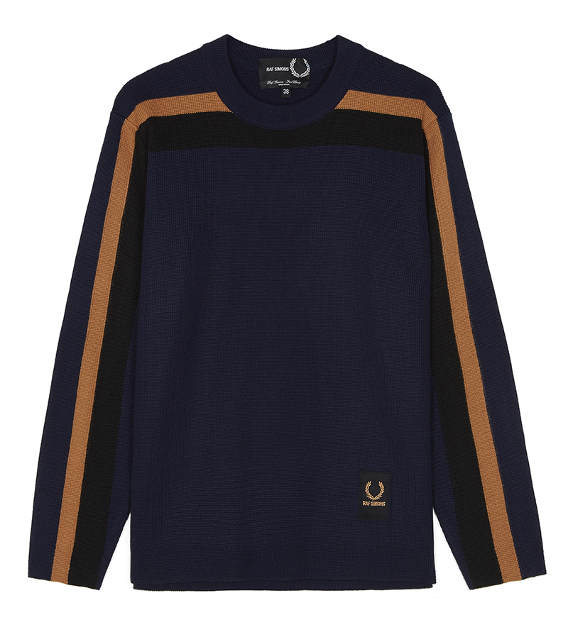 Raf Simons x Fred Perry Automne-Hiver 2017