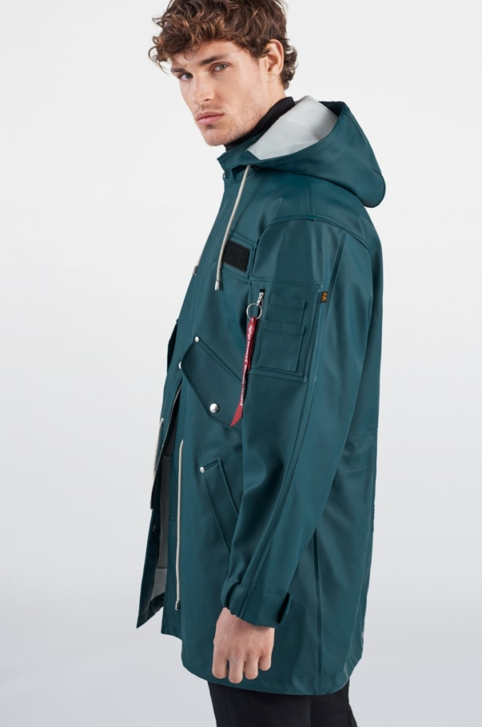 Stutterheim x Alpha Industries M-65 Fishtail