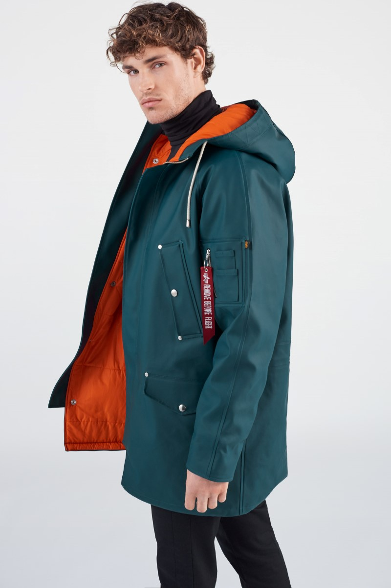 Stutterheim x Alpha Industries N-3B