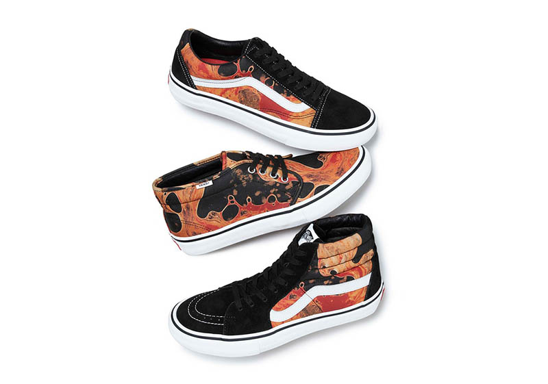 Supreme x Andres Serrano x Vans Collection